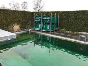 Modulfilter - Green Edition - Modulfilter für einen Schwimmteich